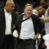 Coach Mike Budenholzer Got Taken Out By Galloway