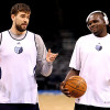 "Grizzlies Coach David Fizdale Thinks Playing Z-Bo and Gasol Together  is ""A Recipe for Disaster"""