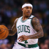 Isaiah Thomas Doesn't Think Triangle Offense Works without 'Kobe, Shaq or MJ'
