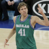 Dirk Nowitzki Says His Goal is to Finish Contract He Signed with Dallas Mavericks