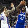 Joel Embiid Considered Leaving the NBA Last Season