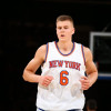 The 7'3″ Kristaps Porzingis Continues to Work on His Crossover and is Striving to Become Unguardable