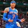 Carmelo Anthony Looks Forward to Sharing the Spotlight with Knicks Teammates