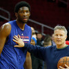Brett Brown Is Not, It Seems, Facing a Make-or-Break Season with the 76ers