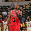 Dwyane Wade Scoffs at Championship Expectations for Chicago Bulls