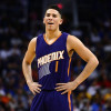 Devin Booker Handles Ejection in the Most Polite Way Possible