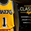 Lakers to Honor 86′-87 Team By Wearing Hardwood Classic Jerseys for 3 Games