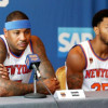 Derrick Rose Invited Himself to Carmelo Anthony's House for Thanksgiving