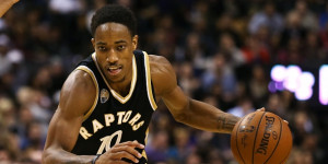 Demar DeRozan Spotlight Mixtape (Early 2016-17)