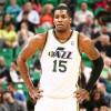 Derrick Favors Suffered Another Knee Injury in Utah Jazz's Win Over Miami Heat