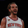 Joakim Noah Misses Knicks Win Over Minnesota Timberwolves with Sprained Ankle