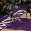 Rudy Gay Hits Fan in the Face with DeRozan's Shoe