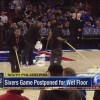 Kings-76ers Game Postponed, Leads to Fun Series of Tweets