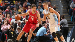 Los Angeles Lakers Brought in Donatas Motiejunas for a Workout Before Christmas