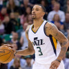 George Hill Could Return to Utah Jazz for Game Against Philadelphia 76ers
