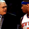 Melo Seeks Advice From Kobe on Dealing with Phil Jackson