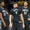 We May Have Been a Year Early on the Timberwolves