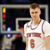 Kristaps Porzingis Says He's 'Comfortable' With Knicks Playing Him At Center