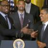 LeBron Thanks President Obama