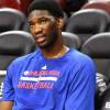 Embiid Will Stay on a Minute Restriction for the Rest of 2016-17 Season