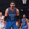 Thunder Will Be Without Enes Kanter for 6 to 8 Weeks After He Punched Chair