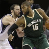 Greg Monroe Hasn't Decided Whether He'll Opt Into Last Year of Contract with Bucks