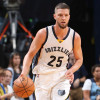 Chandler Parsons Expects to Be Playing '30, 35 Minutes' Per Game for Grizzlies by Season's End