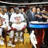 Wade Backs LeBron's Comments on Barkley