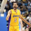 Warriors Intend to Sign Calderon When Waived by Lakers
