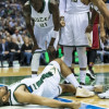 Jabari Parker Re-Injures Knee in Loss to Miami Heat