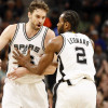 Pau Gasol Calls Kawhi Leonard 'One of the Most Special Players I've Ever Played With'