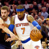 Cavaliers Deny LeBron James Wants to Trade Kevin Love for Carmelo Anthony
