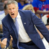 Brett Brown on Philadelphia 76ers' End-of-Season Schedule: 'Hunker Down'