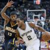 Spurs Coach Gregg Popovich Kinda, Sorta Endorses Kawhi Leonard for MVP