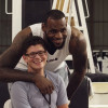 LeBron Involved in Designing Shoe for Disabled Athletes