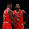Jimmy Butler Says Wade's Decision to Remain with Chicago Bulls is 'Weighing' on Him