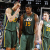 Injuries Find the Utah Jazz Again: Derrick Favors Diagnosed with Bone Contusion in Left Knee