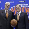 Knicks President Phil Jackson Doesn't Plan to Fire Jeff Hornacek