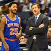 Jeff Hornacek Has Given Up on Knicks Making NBA Playoffs, But Derrick Rose Hasn't