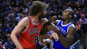Robin Lopez, Serge Ibaka Each Suspended One Game for Fight