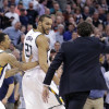 Utah Jazz Held Team Meeting Following Rudy Gobert's Comments After Loss to Clippers