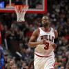 Dwyane Wade Needs MRI After Suffering Shoulder Injury in Bulls' Loss to Grizzlies