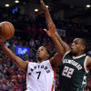 Kyle Lowry After Raptors' Game 3 Loss to Bucks: 'We Got Our Ass busted'