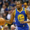 Kevin Durant Questionable for Warriors' Game 2 Matchup vs. Blazers with Calf Strain