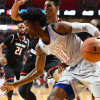 Kansas' Josh Jackson 'Getting a Lot of Buzz' as Potential No. 1 Pick in NBA Draft