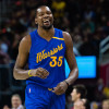 Golden State Warriors May Play It Safe with Kevin Durant and Sit Him for Game 3 vs. Blazers