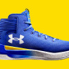 Under Armour and Steph Curry Launch the CURRY 3ZER0