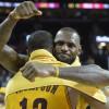 Tristan Thompson on LeBron James: 'He Should Be MVP'