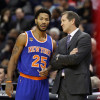 Jeff Hornacek Says Knicks 'Haven't Discussed' Derrick Rose's Future