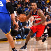 Washington Wizards Weren't Happy with Golden State Warriors' Play at End of Blowout Loss